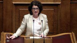 Με «καρφιά» για την κυβέρνηση Μητσοτάκη παραιτήθηκε η ΓΓ Ισότητας των