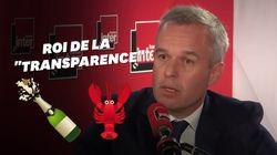 François de Rugy, champion de la transparence rattrapé par la polémique des
