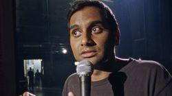 Aziz Ansari n'évite pas la controverse dans son dernier spécial