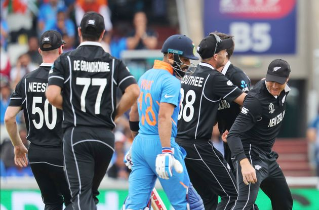 India Exit World Cup After Losing To New Zealand In