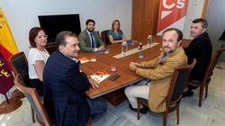 PP, Cs y Vox se ponen de acuerdo... en volver a reunirse en Murcia