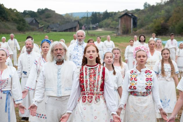 Midsommar is out