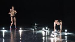 Παγκόσμια πρεμιέρα για το «infini» του χορογράφου Μπορίς Σαρμάτς στην Πειραιώς