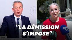 L'ancienne ministre Delphine Batho demande la démission de François de
