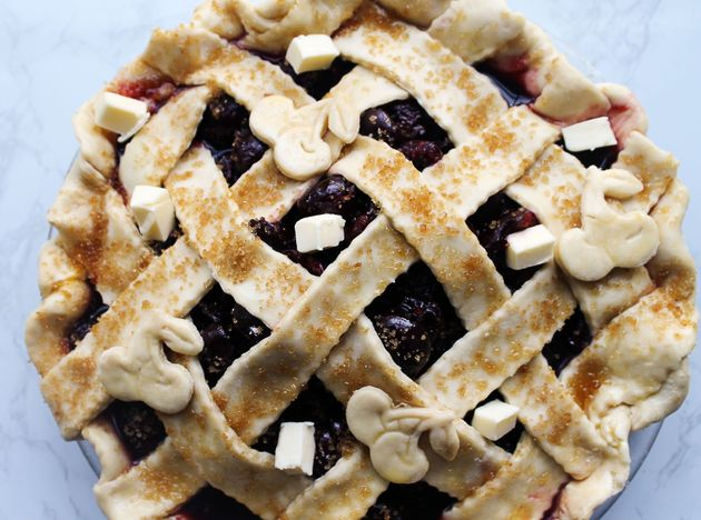 The Best Pie Filling Ever Has A Juicy