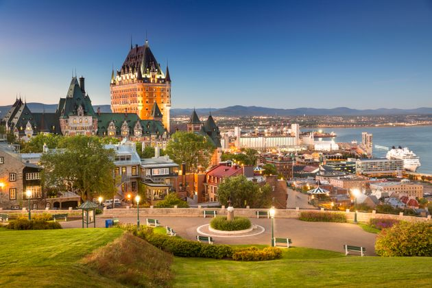 Québec est nommée la meilleure destination au