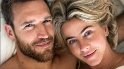Julianne Hough And Husband Worked With Sex Therapist To Make 'Erotic