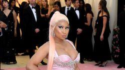 Sous pression, Nicki Minaj renonce à un concert en Arabie