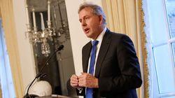 Face à la colère de Trump, l'ambassadeur britannique aux Etats-Unis