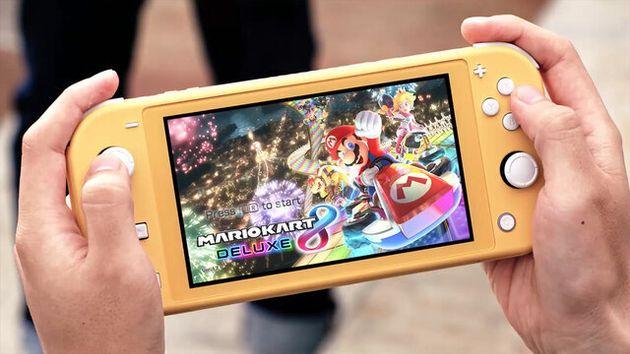 Nintendo lancera la Switch Lite en