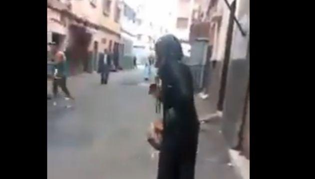 La vidéo d'une femme agressée au Maroc devient une fake news en