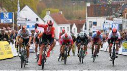 Cees Bol, el crío que se enamoró del ciclismo entrenando con el equipo de su hermana, el último en la etapa del