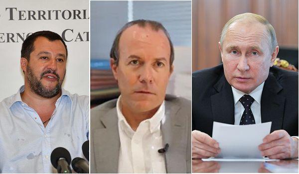 Soldi da Mosca, qualcuno in Russia inguaia