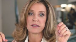 Felicity Huffman's First Post-College Scandal Movie Trailer Just