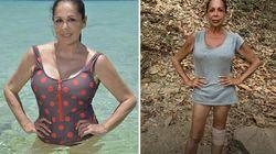 El antes y después de los concursantes de 'Supervivientes