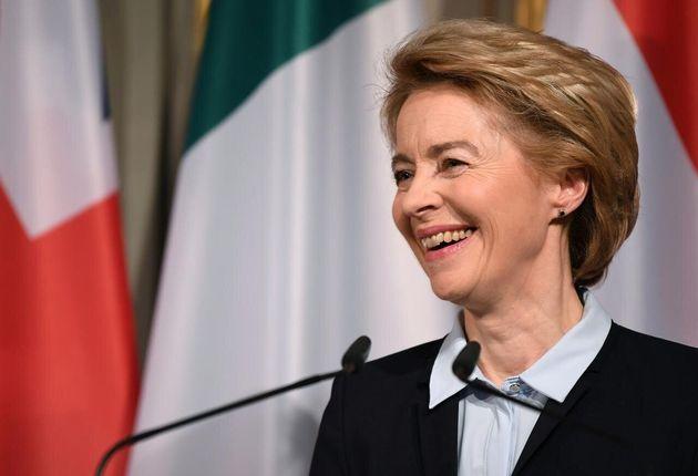 La candidata a presidir la Comisión Europea, abierta a aplazar el Brexit