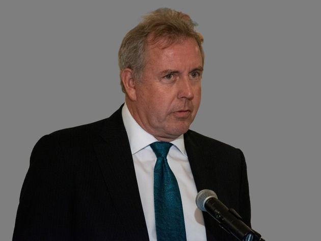L'ambassadeur britannique aux États-Unis démissionne après une guerre de mots avec