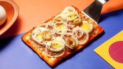 Rede de croissants lança 'Croapizza' em comemoração ao Dia da