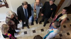 Interfaith Clergy Gather To Bless Texas Abortion Clinic And Its
