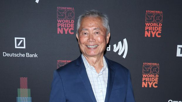 NEW YORK, NEW YORK - JUNE 25: Actor George Takei attends GameChangers - WorldPride NYC 2019 at SVA Theater on June 25, 2019 in New York City. (Photo by Jim Spellman/Getty Images)