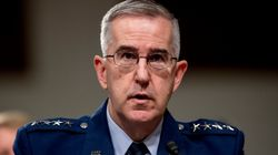 Senior Military Officer Accuses Air Force General Of Sexual