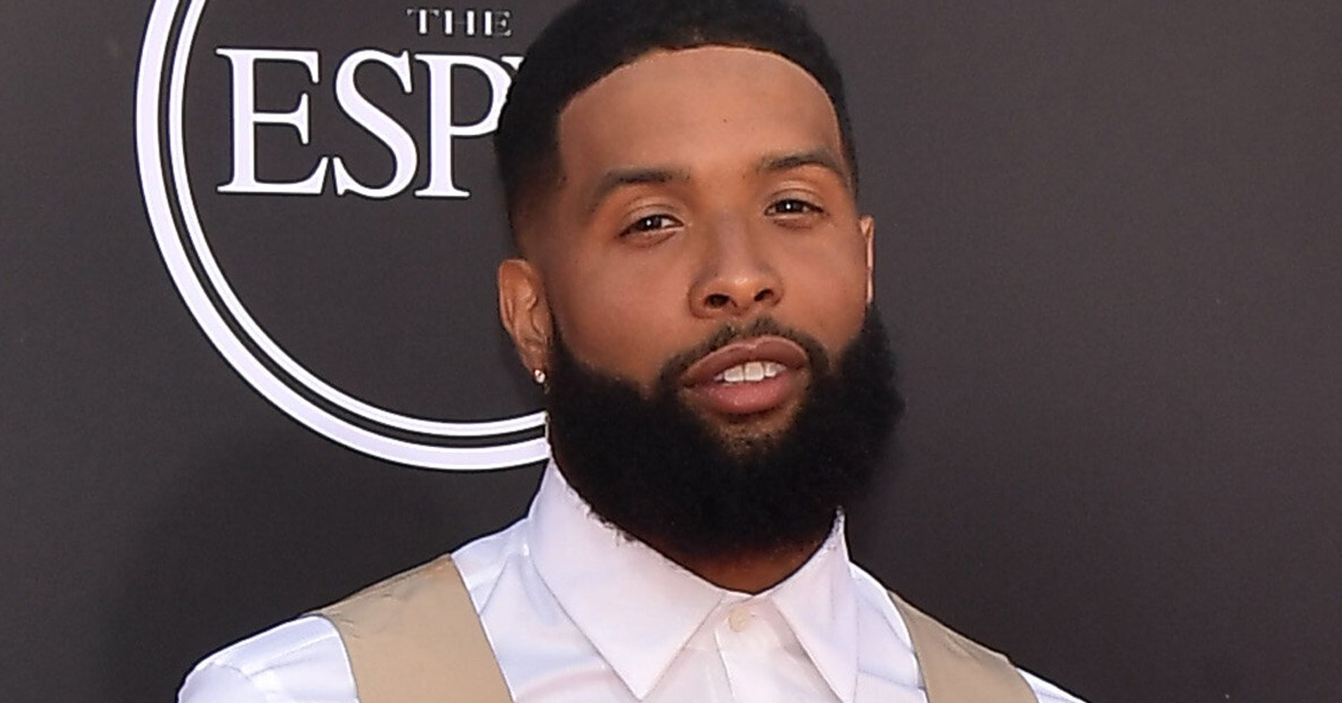 Westlake Legal Group 5d269e482400009d179352d9 Odell Beckham Sports A New Look At The ESPYs, And Twitter Users Are Confused