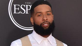 LOS ANGELES, CALIFORNIA - JULY 10: Odell Beckham Jr. attends The 2019 ESPYs at Microsoft Theater on July 10, 2019 in Los Angeles, California. (Photo by Matt Winkelmeyer/Getty Images)