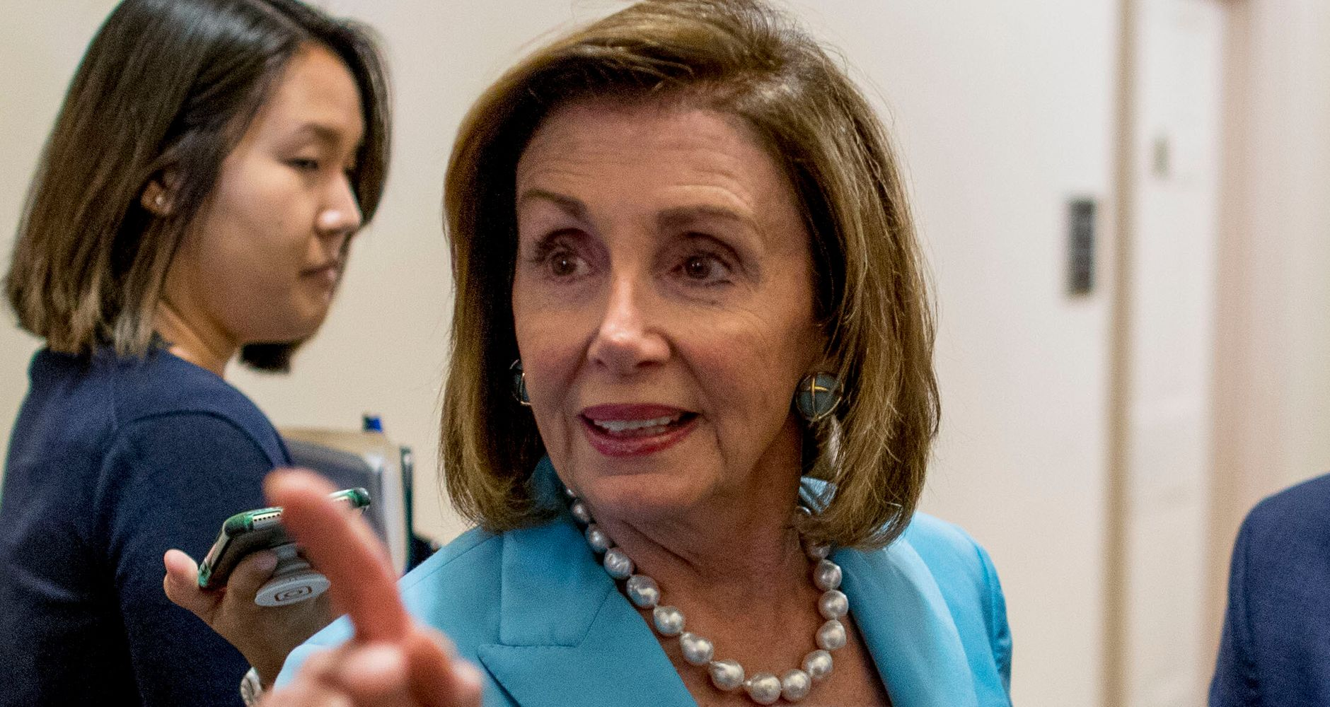 Westlake Legal Group 5d26a57d2400009d179352de Pelosi Stands By Her Dismissal Of Freshman Democrats: 'Regrets Is Not What I Do'