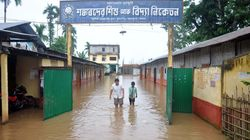 Assam Reels Under Flood, 530 Villages Under Water, Over 2 Lakh People