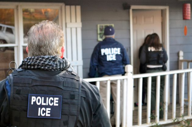 The ACLU reminded undocumented immigrants that they were not legally required to grant ICE agents...