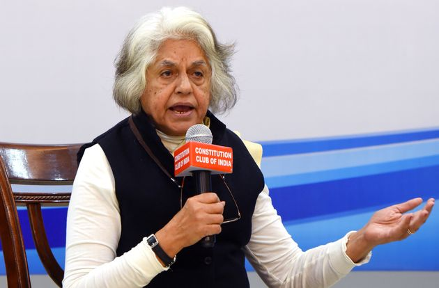 CBI Raids Indira Jaising's Home, Lawyers Collective