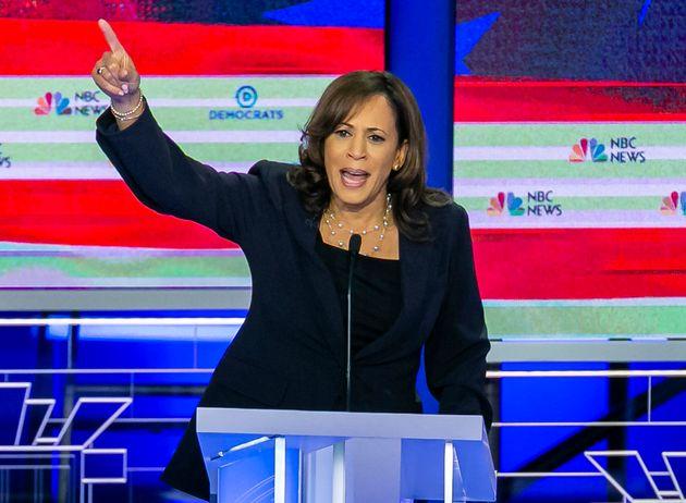 2020 대선 민주당 경선주자 카말라 해리스