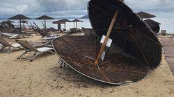 Tornado in Grecia: 6 turisti morti e 20 persone