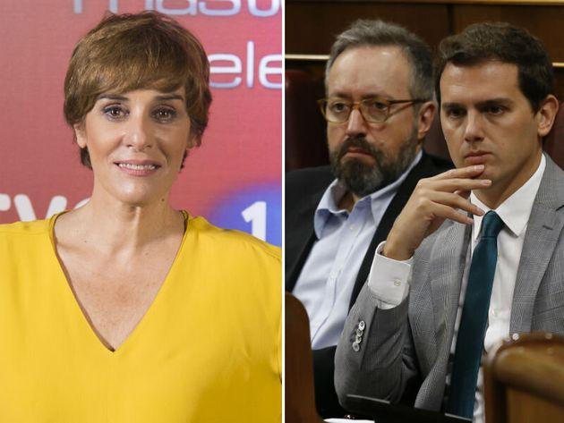 Dirigentes de Ciudadanos cargan contra Anabel Alonso por su tuit sobre la enfermedad de Albert