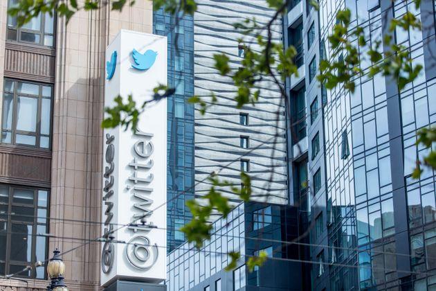 アメリカ・サンフランシスコのTwitter本社