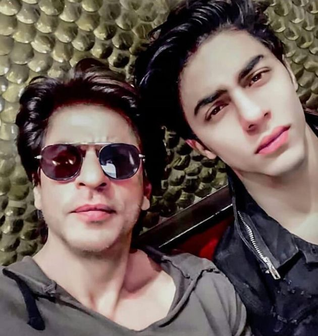 SRK Fans Can't Get Over Aryan Khan's Voice As Simba In Lion