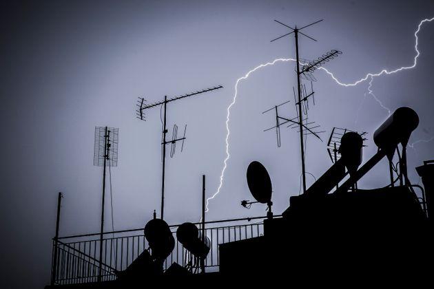 Χαλκιδική: Εκτεταμένα προβλήματα στην ηλεκτροδότηση λόγω της