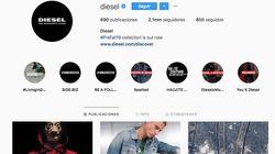La marca de ropa Diesel pierde 14.000 seguidores por sus mensajes sobre el