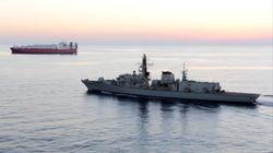 Embarcaciones iraníes intentan interceptar un petrolero británico, según