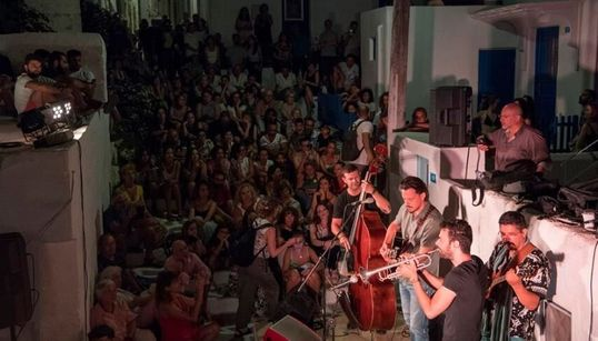 Paros Festival: Τόπος φτιαγμένος από