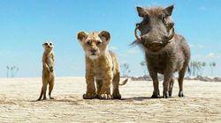 'Hakuna Matata', de la nueva película de 'El Rey León', divide a los