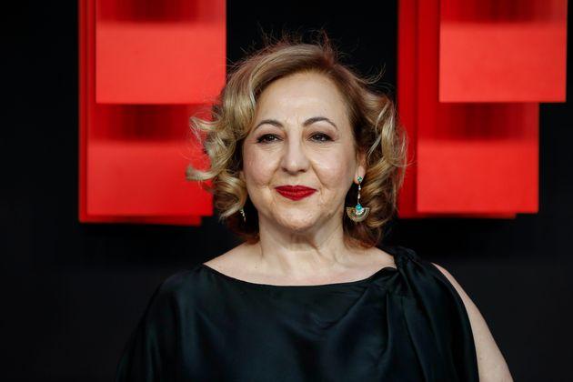 Carmen Machi revela once años después el motivo real que le obligó a abandonar 'Aída'