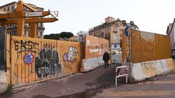 Donna muore investita a Roma nei pressi di un cantiere della metro