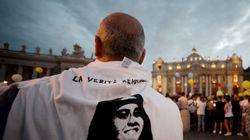 Las tumbas en el Vaticano donde buscaban a Emanuela Orlandi están