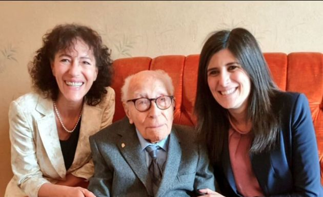 È morto Salvatore Cavallo, con i suoi 110 anni era l'uomo più vecchio