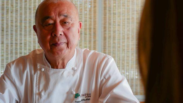 Nobu Matsuhisa: Να μαγειρεύετε με την καρδιά σας, απλά και με