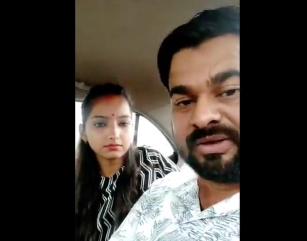BJP MLA's Daughter Says Father Wants To Kill Her For Marrying Dalit