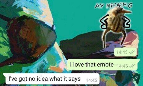 El chat de Whatsapp sobre la expresión española más utilizada que está dando la vuelta al