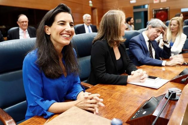 Rocío Monasterio declara tener 114.684 euros en el