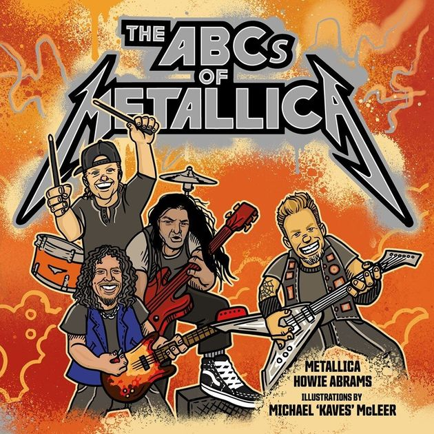Εκδοση-έκπληξη: Οι Metallica βγάζουν παιδικό